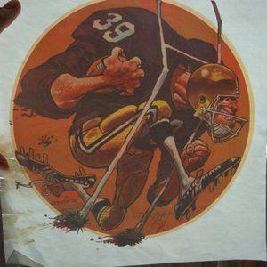 Vintage Jack Davis Mad Magazine Iron-On Transfer